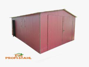 Mobilgarázs nyeregtetős 4x6 szín